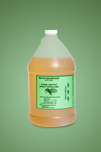 White Mountain Insect Repellent 1 Gal